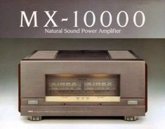 CLASSIC amplifiers - 1001 Hi-Fi The Stereo Museum Sound solitude and also acoustic arrangements inside Stereo Amplifier, Hifi Audio, Stereo Speakers, Sound Speaker, Audio Sound, Electronic Drum Pad, Yamaha Audio, Hi Fi System, Usb Microphone
