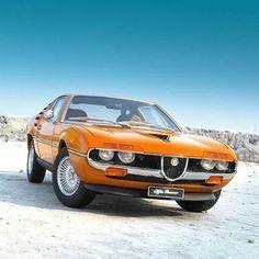 Alfa Romeo Motreal #maseraticlassiccars