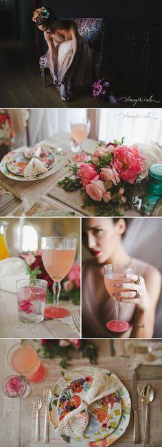 Ale Vidal: Frida Kahlo: A Wedding Inspiration Shoot