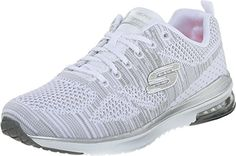 SKECHERS SKECH AIR INFINITY STAND OUT Sneakers Low weiß
