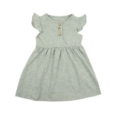 LOVE THIS DRESS! Fresh Dress - mini mioche - organic infant clothing and kids clothes - made in Canada Toddler Fashion, Kids Fashion, Cute Little Things, Girls Wear, Doll Clothes, How To Make, How To Wear, Infant Clothing, Fresh