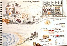 Travel Journal Ideas – Why Write When You Can Have a Travel Story-Map?