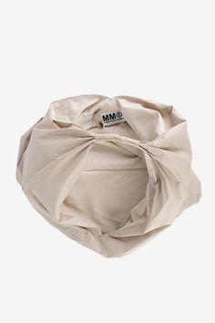 MM6 Maison Martin Margiela Woven Japanese Shopper Bag - Tobi