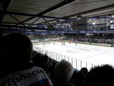 Eissporthalle Seilersee in Iserlohn, Nordrhein-Westfalen