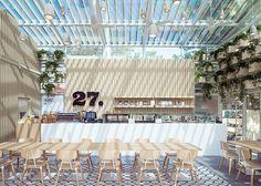 14 Chic and Cool Cafés Around the World via @MyDomaine