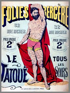 27 old posters of cabarets and circuses circus cabaret poster displays 03 design Vintage Circus Posters, Vintage Advertising Posters, Vintage Advertisements, Vintage Ads, Vintage Flash, Vintage Logos, Retro Ads, Vintage Prints, Cabaret