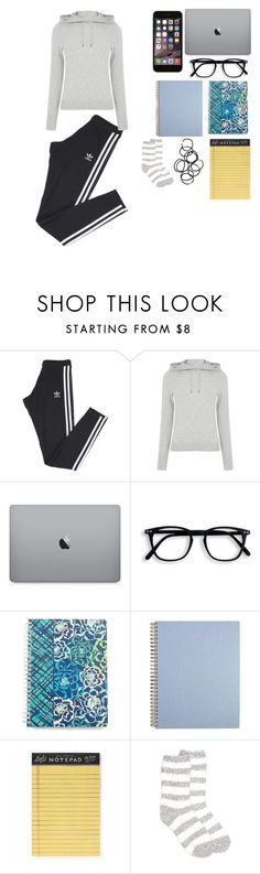 """""""Please read the description"""" by meen16 ❤ liked on Polyvore featuring adidas, Vera Bradley, Rifle Paper Co, New Directions and Monki"""