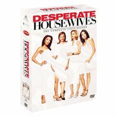 Måske en gaveide til hr Thomsen - 99,- hos elgiganten - Desperate Housewives: Sæson 1 (DVD) - Elgiganten