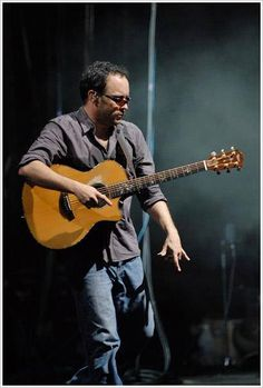 Dave Matthews...I should have a board dedicated to him...hmmmm why don't I?