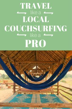 Travel Like a Local – Couchsurfing Like a Pro! #travel #accommodation #holiday rental