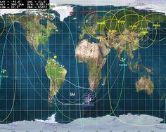 WXtrack screenshot in ISS mode
