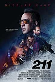 211 in US theaters June 2018 starring Nicolas Cage, Cory Hardrict, Michael Rainey Jr. Inspired by one of the longest and bloodiest real-life events in police history. Officer Mike Chandler (Nicolas Cage) and a young civilian Hd Movies Online, 2018 Movies, All Movies, Latest Movies, Movies To Watch, Movie Tv, Romance Movies, Comic Movies, Family Movies