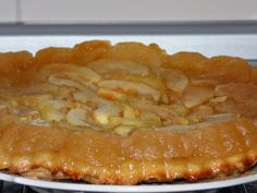 Life in Luxembourg: Tarte Tatin with caramelized apples - recipe (incl...