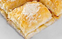 Sütlü Nuriye Tarifi - Bilge Cafe Cornbread, Cheese, Ethnic Recipes, Food, Millet Bread, Essen, Meals, Yemek, Corn Bread