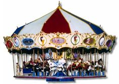 "Merry-Go-Round. 1/4"" Scale Merry-Go-Round (Discontinued)    webpages.charter.net"