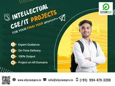 Grab 100% Output Assured Project  Gain 100% Success in Academic