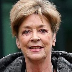 """Corrie star Anne Kirkbride (1954 - 2015) She starred as Deirdre Barlow on """"Coronation Street"""" for more than 40 years before her death of breast cancer at age 60."""