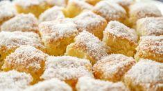 Juicy coconut cake with apple sauce Saftiger Kokoskuchen mit Apfelmus Buttery Cornbread Recipe, Southern Cornbread Recipe, Moist Cornbread, Homemade Cornbread, Sweet Cornbread, Diabetic Cake Recipes, Dessert Recipes, Desserts, Food Cakes