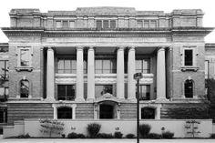 Bowling Green State University  #BGSU  University Hall, photo by University Icons, LLC