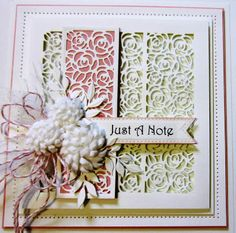 Mini Striplets Collection Rose Garden CED1612 creative expressions