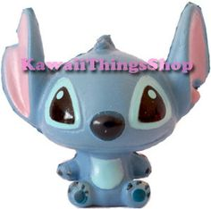 RARE Disney Stitch Squishy Magnet by Kawaiithingsshop on Etsy, £5.00