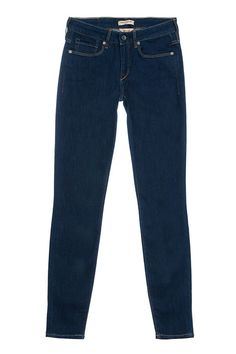 Brand: Levi'sBestselling Style: The Empire Skinny Jeans%0AYou can't really ever go wrong with Levi's. If you're looking for the perfect pair of dark-wash skinnies to wear every casual Friday and weekend all year long, this is it; the pair's made from quality, Italian stretch fabric in a rinse that just goes with everything.