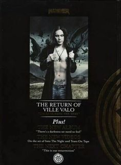 Valo Returns