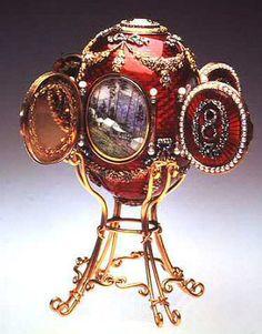 Faberge - The 1893 Caucasus Egg www.mieks.com/...