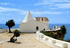 Vila de Porches (Capela de Nossa Senhora da Rocha) - perto de Lagoa
