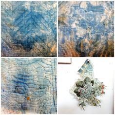 Layerd stitch resist - Jude Hill