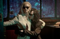 Only Lovers Left Alive 2014 Sundance Film Festival Aussie vampires Tom Hiddleston, Tilda Swinton, Anton Yelchin, Mia Wasikowska Tilda Swinton, Tom Hiddleston, Mia Wasikowska, Pulp Fiction, Science Fiction, Cannes, The Babadook, Only Lovers Left Alive, Toms