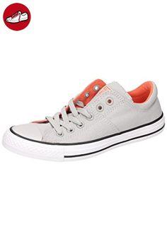 Converse CT AS Chambray Low Unisex Sneaker Schuhe Turnschuhe Grau