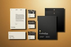 Endorfina on Behance