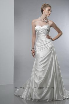 louis weddings and parties-Alfred Sung Bridal Wedding Dress Signature wedding dress,cheap discount evening dresses,cheap discount bridal gowns,cheap discount prom gown Celebrity Wedding Dresses, Wedding Dresses 2014, Luxury Wedding Dress, Formal Dresses For Weddings, Wedding Dress Styles, Bridal Dresses, Wedding Gowns, Backless Wedding, Dresses 2013