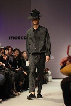 2014 F/W Seoul Fashion Week – Mosca Seoul Fashion Week, Street Fashion, Runway, Fashion Blog, Back Stage, Model, Make Up, Fashion Designer, Cat Walk, Snap, Fashion People, Photography etc anotherangle.co.kr