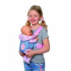 6e7053c8e9a 11 beste afbeeldingen van draagzak pop - Baby dolls, Baby sewing en ...
