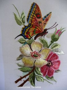 Needle Painting Embroidery 18033315_1393327970726725_7660957947105565121_n.jpg (720×960)