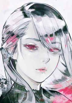 Ishida serialized Tokyo Ghoul in Shueisha's Weekly Young Jump from 2011 to and is now serializing Tokyo Ghoul:re. The Tokyo Ghoul:re television . Kaneki, Manga Tokio Ghoul, Tokyo Ghoul Manga, Art Anime, Manga Anime, Manga Drawing, Manga Art, Koi, Tokyo Ghoul Rize