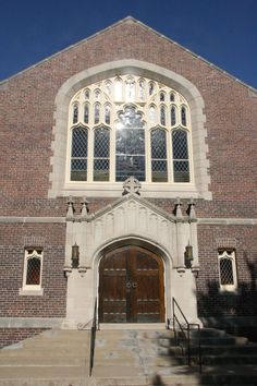 Grinnell College church