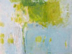 JULIE SUSSET - Au Jardin - Painting - ArtFloor