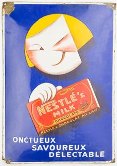 NESTLE'S Milk Chocolate - Chocolat au lait