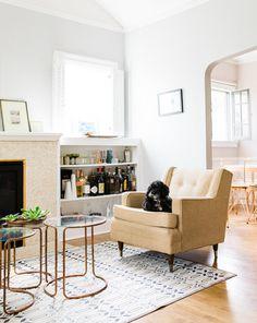 Livingroom bar