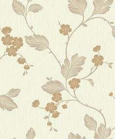 Decorative Wallpapers from GranDeco | Home Flair Decor