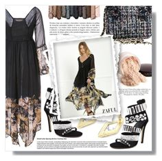 """""""walk with confidence"""" by fashion-pol ❤ liked on Polyvore featuring Laura Mercier and ANNA"""