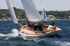 50 ft sailboat spoon bow - Google Search