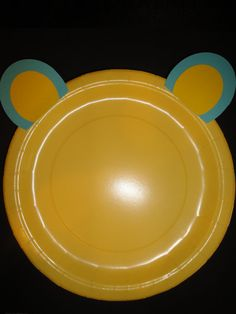 Custom Special Agent Oso Plates by kandu001 on Etsy, $10.00