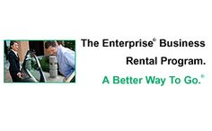 Enterprise rent-a-car is a Santa Clara Bronco Business Partner.