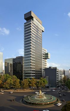 Reforma Diana Tower in Mexico by Arditti + RDT arquitectos