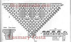 Luswitch-Crochet/Receitas: Almofadas