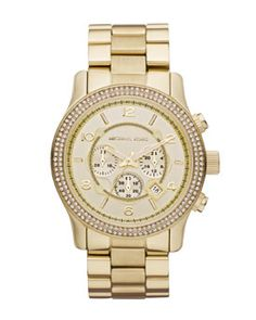Michael Kors - WATCHES & JEWELRY - GOLDEN - WATCHES